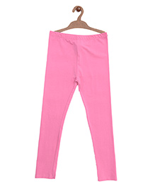 Mothercare Solid Colour Leggings - Pink