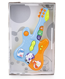 Fab N Funky Baby Guitar - Blue Orange