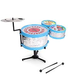 Speedage Wonderful Drum Musical Band Set - Blue