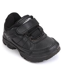 Force 10 School Shoes Velcro Closure - Black