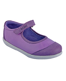 Beanz Barbara Mary Janes Shoes - Purple