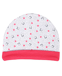 Ben Benny Round Cap - Pink