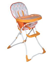 Sunbaby Mousie High Chair SB 4215 - Orange