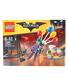 Lego DC Comic Batman The Joker Balloon Escape