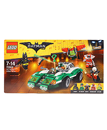 Lego The Batman The Riddler Riddle Racer Building Kit - Green