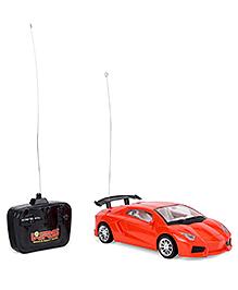Playmate High Powered Radio Control Car - Orange