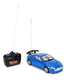 Playmate High Powered Radio Control Car - Blue