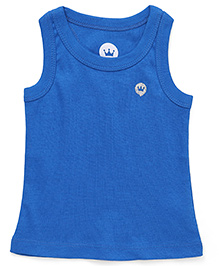 Vitamins Sleeveless Tee - Blue