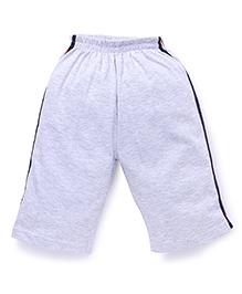 Fido Full Length Track Pants - Grey