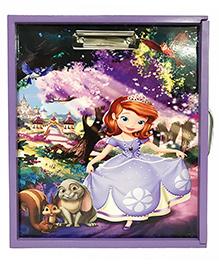 Li'll Pumpkins Princess Art Box - Purple