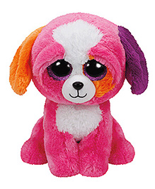 Jungly World Puppy Soft Toy Multicolour - 22 Cm