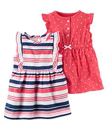 Carter's 2-Pack Dress Set - Multicolor