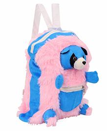 School Bag Fur - Panda