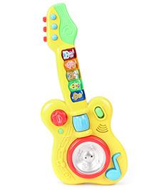 Mitashi Skykidz Rock Star Guitar - Yellow