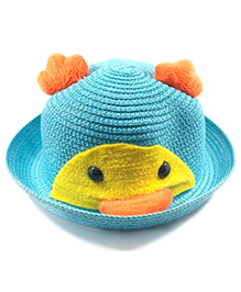 Tickles 4 U Duck Hat -  Blue