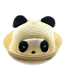 Tickles 4 U Panda Hat -  Light Brown
