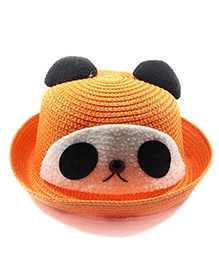 Tickles 4 U Panda Hat - Orange