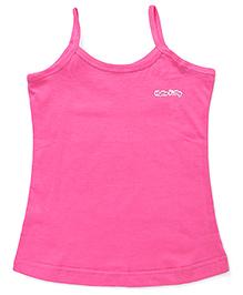 Hello Kitty Singlet Slips With Print - Dark Pink