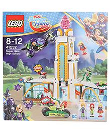 Lego DC Super Hero High School Building Set - Multicolour