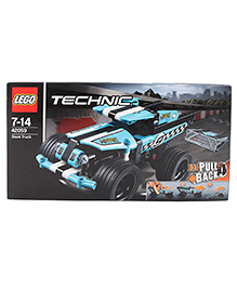 Lego Technic Stunt Truck Building Set - 142 Pieces