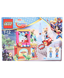 Lego Harley Quinn To The Rescue Building Set Multicolor - 217 Pieces