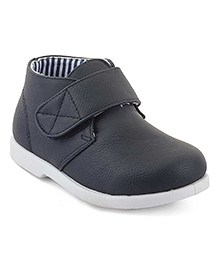 Kittens Shoes Casual Shoes With Velcro Closure - Navy