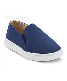 Kittens Shoes Casual Shoes With Slip-on Style - Navy