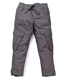 Mothercare Full Length Trouser - Dark Grey