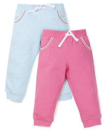 Mothercare Full Length Track Pant Pack Of 2