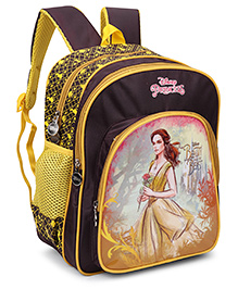 Disney Princess Bold Beauty Backpack Yellow - 13 Inches