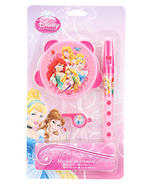 Disney Princess Musical Instrument Set - Pink