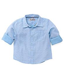 The Kidshop Classic Design Shirt - Purple