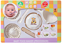 Mee Mee Baby Food Maker