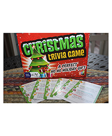 OutSet Media Christmas Trivia Game- Multi Color