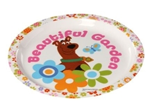 Round Plate - Scooby Doo