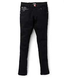 Gini & Jony Full Length Jeans - Black