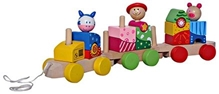 Vividha - Wooden Toy Train Little Explore