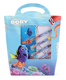 Disney Finding Dory Stationary Set Multicolor - 13 Pieces