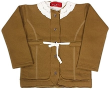 Little Pixie - Full Sleeves Knitted Jacket