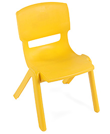 Luv Lap Baby Chair - Yellow