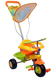 Smartrike - Candy 3 in 1 Tricycle With Push Handle