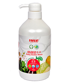 Farlin Eco Friendly Baby Liquid Cleanser - 700 Ml