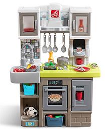 Step2 Contemporary Chef Kitchen Playset - Grey