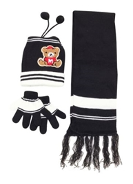Winter Set - Teddy Bear Design