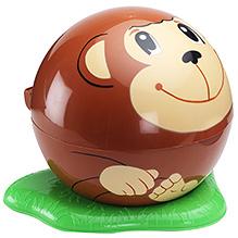 Fab N Funky Potty Trainer - Monkey Design