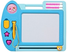 Fab N Funky Drawing & Writing Board - Blue