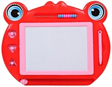 Fab N Funky Frog Drawing Board - Red