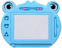 Fab N Funky Frog Drawing Board - Blue