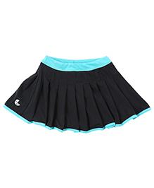 Tyge Circular Skirts - Black