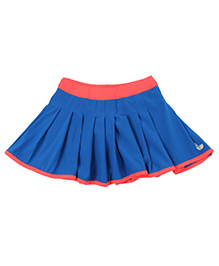 Tyge Circular Skirts - Royal Blue